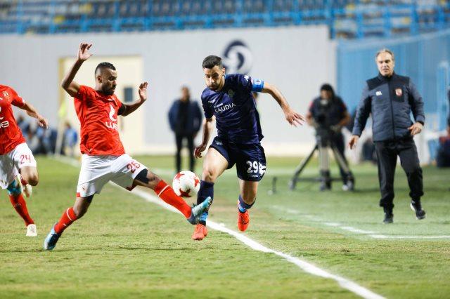 موعد مباراة الأهلى القادمة أمام المصري