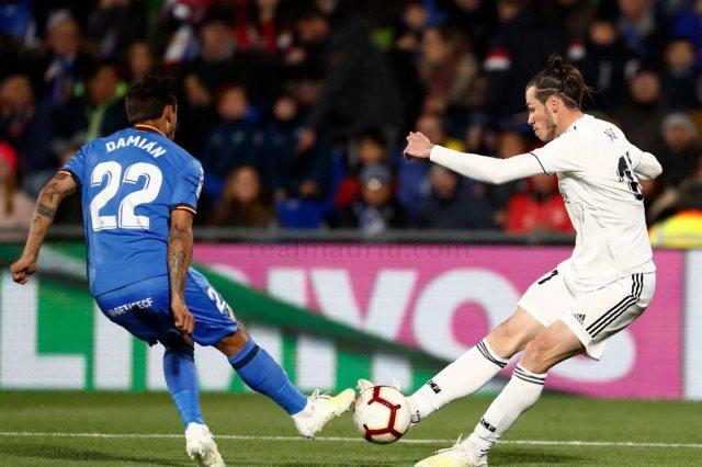 خيتافي ضد ريال مدريد