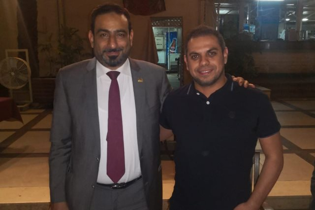 كريم شحاتة ينضم للجهاز الفنى لنادى الترسانة