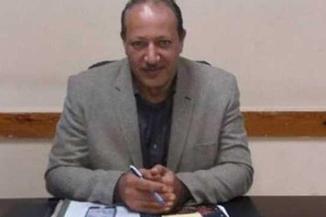 عصام انلوار رئيس اتحاد المصارعة