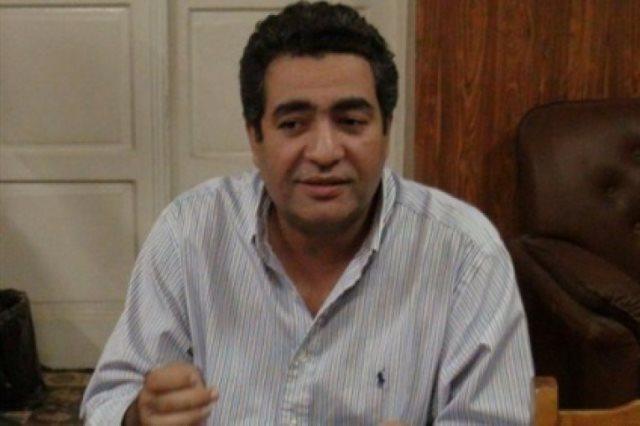 أحمد مجاهد، عضو مجلس اتحاد الكرة السابق