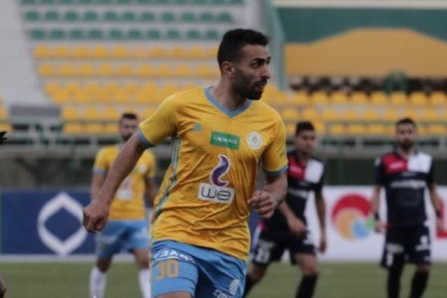 اسامة إبراهيم لاعب الاسماعيلى