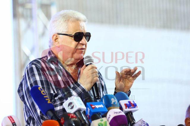 مرتضى منصور يكشف التفاصيل الأخيرة لمفاوضات المدرب الجديد