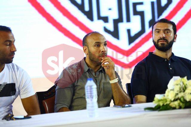أيمن عبد العزيز: بكيت بسبب مشهد الجماهير في نهائي الكونفدرالية
