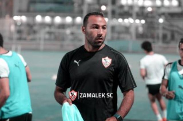 أحمد عبد الرؤوف, لاعب ومدرب الزمالك السابق