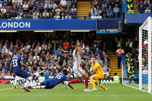 تشيلسي ضد شيفيلد يونايتد