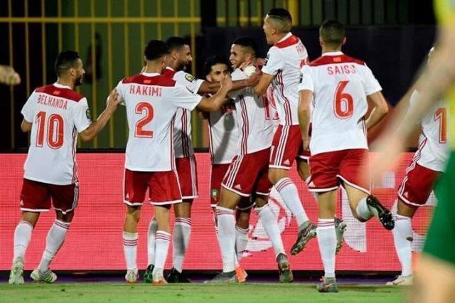 المغرب ضد ليبيا