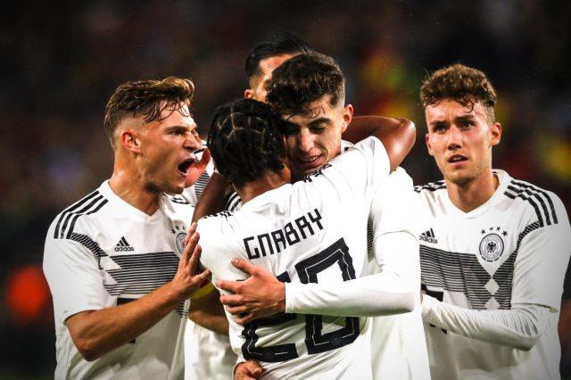 ألمانيا ضد الأرجنتين