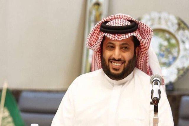 ترك آل الشيخ