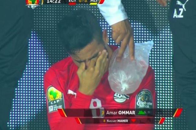 بكاء ناصر ماهر