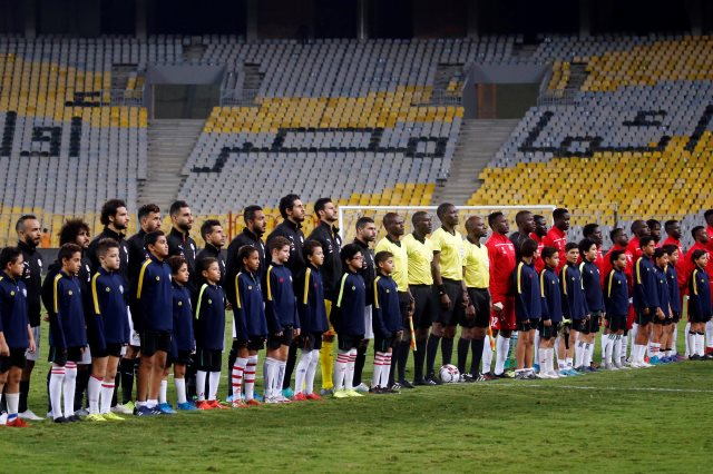 ترتيب مجموعة منتخب مصر الاول