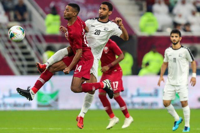 مشاهدة مباراة السعودية وقطر بدون تقطيع