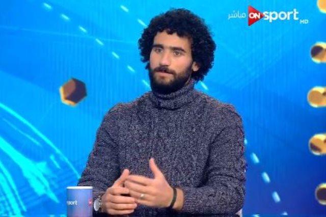 باسم مرسي: أنا مظلوم من الاعلام ورديت اعتباري أمام سموحة