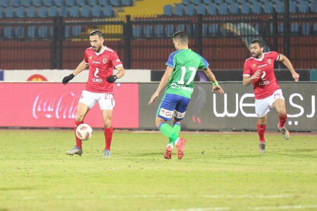 موعد مباراة الأهلى ضد مصر المقاصة والقنوات الناقلة