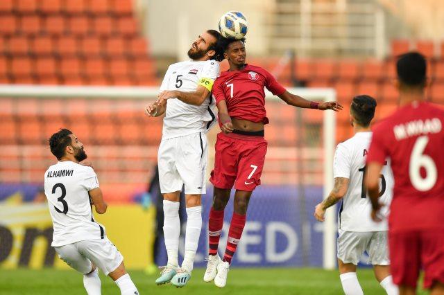 قطر تتعادل مع سوريا وأوزبكستان مع إيران