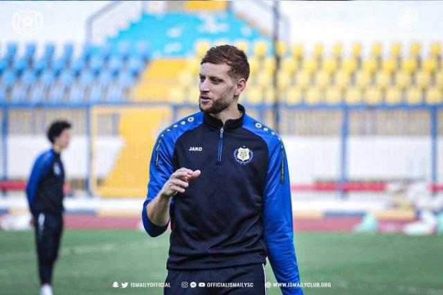 التونسى فخر الدين بن يوسف لاعب الإسماعيلى
