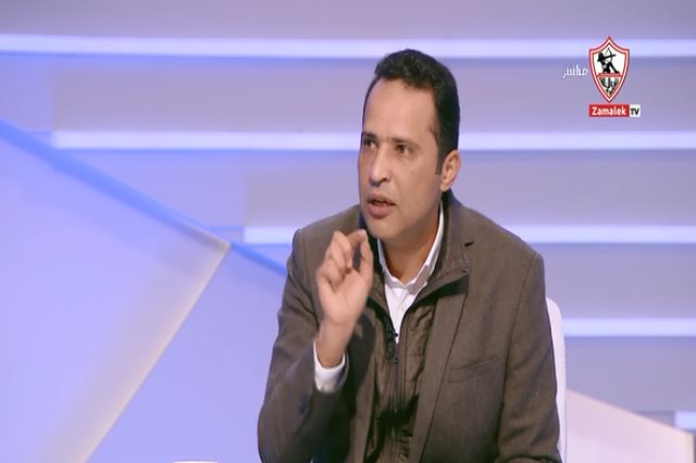 محمد صلاح: اعترضت على خطة نهائي أبطال افريقيا مع مؤمن سليمان امام صن داونز