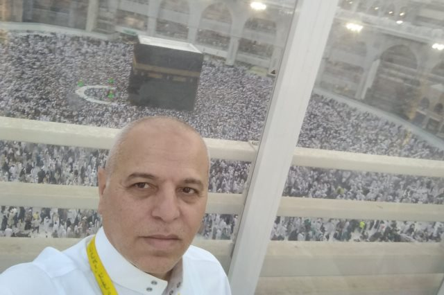 اللواء أشرف عامر رئيس نادى الانتاج الحربى