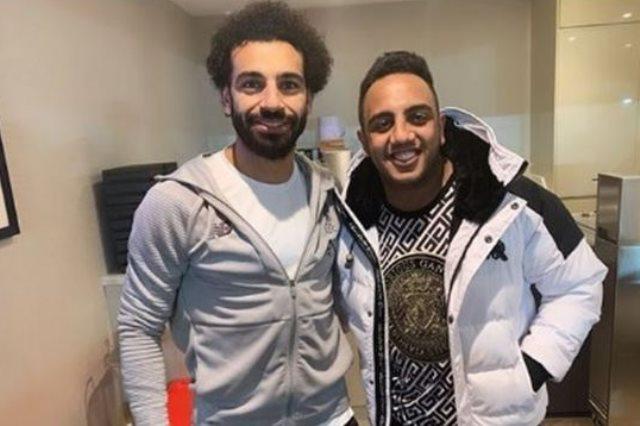 محمد صلاح و أوس أوس