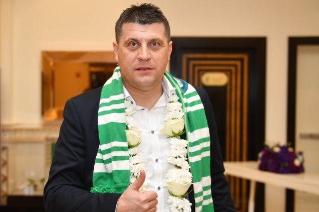 الصربي فلادان ميلوفيتش المدير الفني للنادي الأهلي