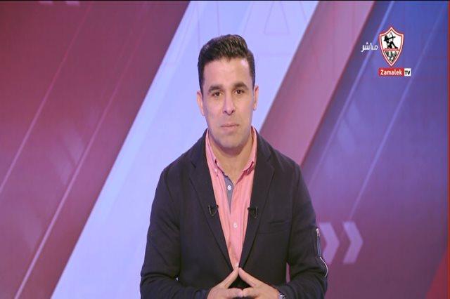 خالد الغندور، نجم نادي الزمالك السابق