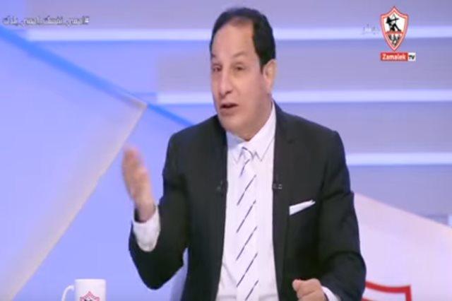 عفت نصار :حساب مزيف على تويتر يسب نجوم الكرة.. ودوري الأهلى بالحكام