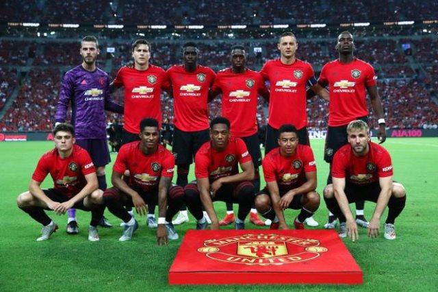 10 مشاهد من تدريبات مانشستر يونايتد استعدادا لعودة الدوري الانجليزي