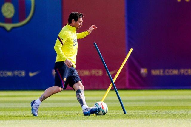 قبل 11 يونيو.. ليونيل ميسي يتصدر أبرز 10 هدافين في الدوري الإسباني