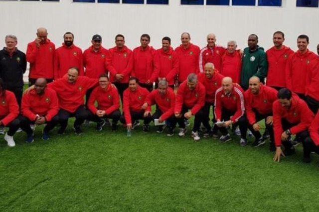 """المدربين المغربين يسعون للحصول على شهادة """"الكاف برو """""""