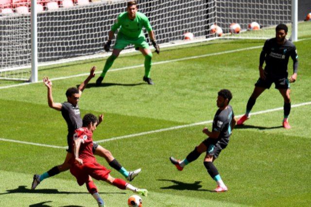 تدريب ليفربول
