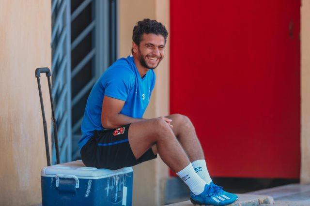 محمد محمود مران الاهلى