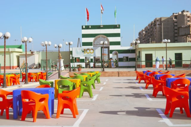 النادي المصري يفتح أبوابه أمام الأعضاء في المقر الاجتماعي