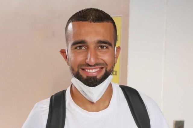التونسي نعيم سليتي, لاعب الاتفاق السعودي