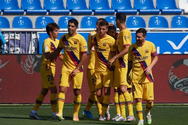 برشلونة يواجه أزمة كبيرة في مباراة نابولي.. ترعف عليها