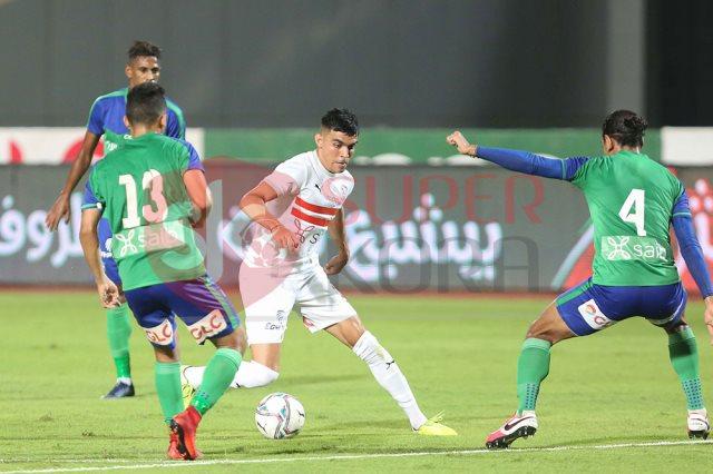 جدول ترتيب الدوري المصري الممتاز بعد مباراة الزمالك ضد مصر المقاصة