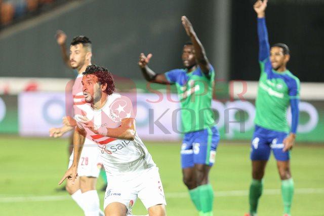 موعد مباراة الزمالك القادمة ضد نادي مصر