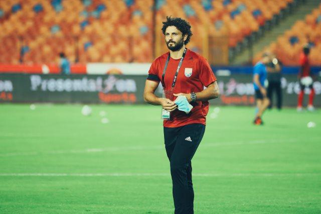 حسام غالي, نجم الاهلى السابق, مدير الكرة فى الجونة
