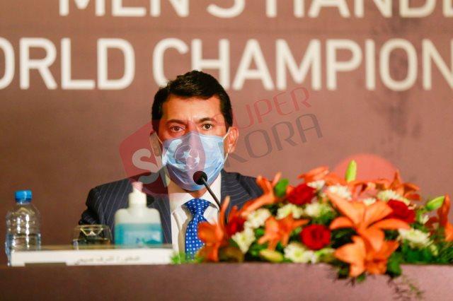 أشرف صبحي , وزير الشباب والرياضة