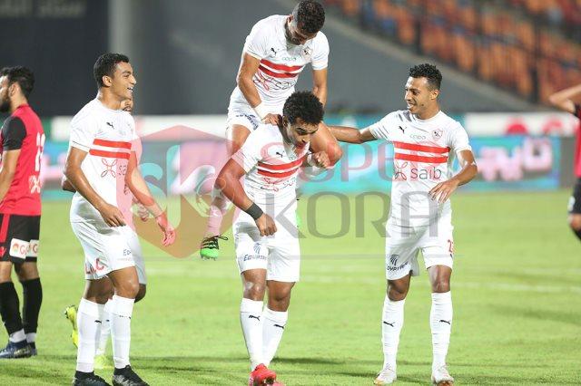 موعد مباراة الزمالك ضد طنطا في الدوري المصري