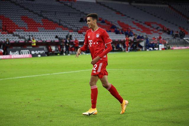 جمال موسيالا أصغر من يسجل لـ بايرن ميونخ في تاريخ الدوري الألماني سوبر كورة