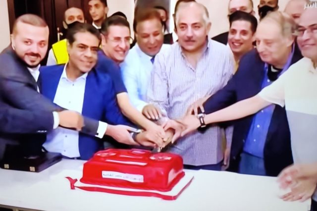 محمد عبد السلام, رئيس نادى مصر المقاصة