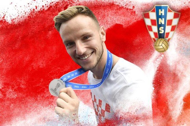 10 مشاهد من مسيرة راكيتيتش مع المنتخب الكرواتي بعد الاعتزال الدولي
