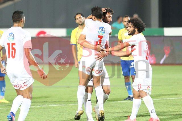 ترتيب هدافي الدوري المصري بعد مباراة الزمالك ضد طنطا