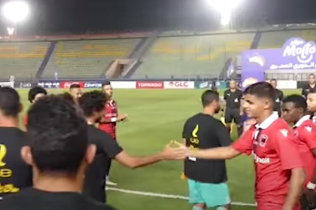 نادي مصر ضد الأهلي
