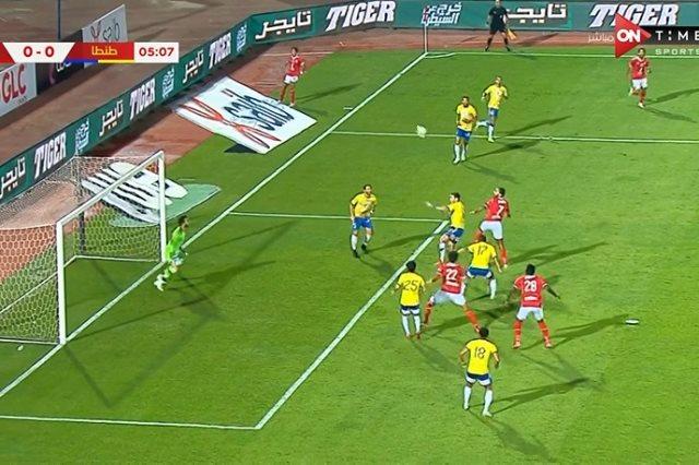ترتيب الدوري المصري بعد مباراة الاهلي وطنطا