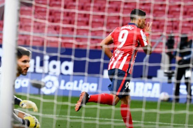 أتلتيكو مدريد ضد غرناطة