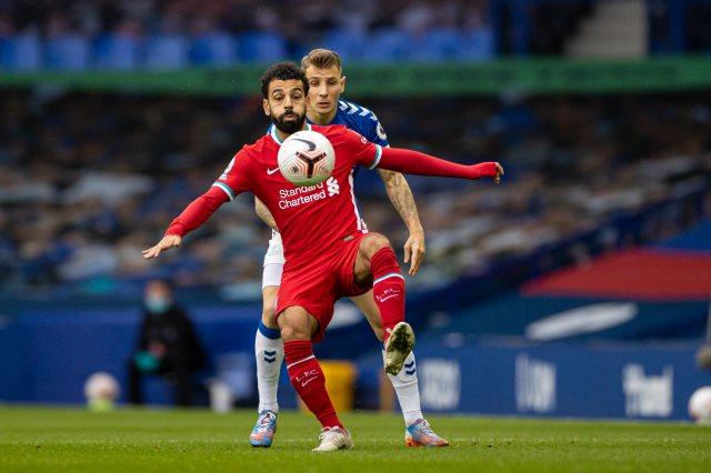إيفرتون ضد ليفربول