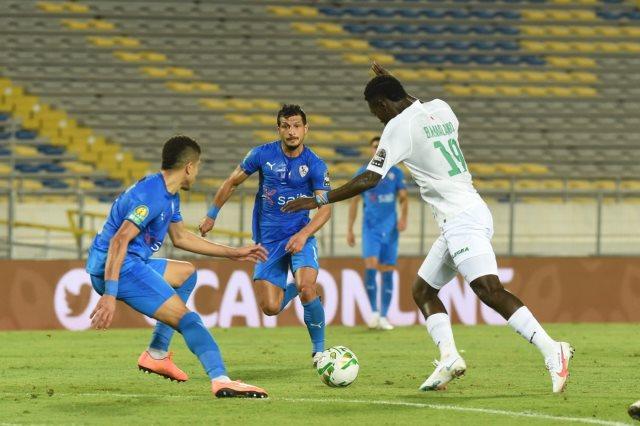 موعد مباراة الزمالك ضد الرجاء المغربي والقنوات الناقلة