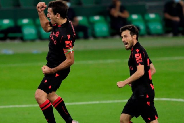ريال سوسيداد يسقط قادش بهدف نظيف في الدوري الاسباني