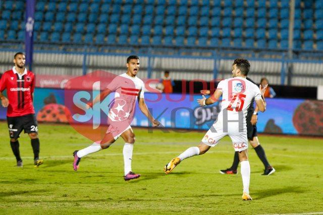 نتيجة مباراة الزمالك ضد نادي مصر في كأس مصر